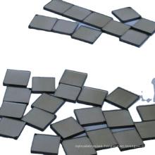 4*4*1 CVD synthetic diamond plate big size for cvd seeds CVD single crystal diamond