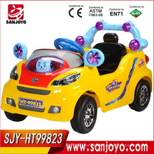 4-Wheel Children ride on car 4 Channel Electric Car with light Baby Toy Cars with music HT-99823