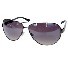 Fashionable Elegant Metal High Quality Sunglasses for Woman (14164)
