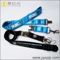 Hot Sale Custom Screen Printing Leher Lanyard