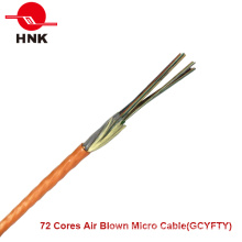 6~72 Cores Air Blown Micro Cable (GCYFTY)