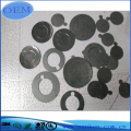 Heat resistant rubber gasket used in oilfield