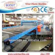 celuka technique SJSZ-80/156 wpc foam board wood plastic machine