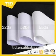 Tinta solvente imprimible Eco solvente Tinta PVC Flex Banner reflexivo para señal al aire libre