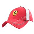 Racing Sports Custom Cap with 3D Embroidery
