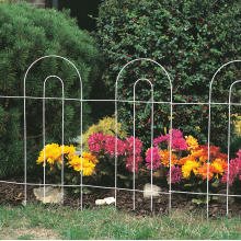 Arch Folding Fence Decorative Folding Fence