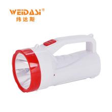 Lampe de recherche portative de LED, lumière de chasse d'aventure de WD-519, lumière de recherche pour la voiture