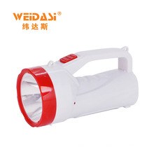 Hand-held Lâmpada de Busca LED, WD-519 Aventura Caça Luz, luz de busca para o carro