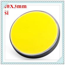 20X3mm Si Silicon Reflection Mirror for CO2 Laser Cutter Engraver