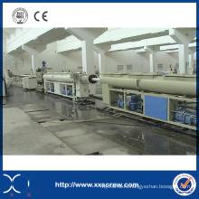 Линия по производству труб из полиэтилена высокой плотности с одношнековым экструдером (серия GF)