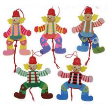 mini jouet en bois jouet de poupée en bois