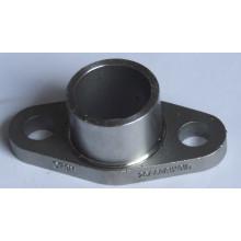 Fundición de silicona de sodio personalizada con mecanizado