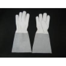 Козьей кожи ладони TIG сварка работы перчатка
