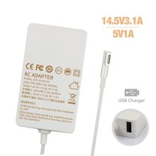 14.5V 3.1A 45W Laptop Adapter for MacBook Charger