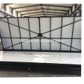 16 футов плоский складывая дом контейнера для склада