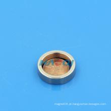 NdFeB anel de torneira de ímã permanente
