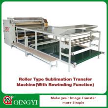 machine de presse de chaleur de grand format dans des machines de presse de la chaleur