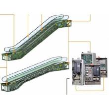 Modernisation d'escalator avec VVVF à économie d'énergie