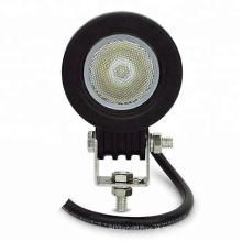 Luz conduzida do trabalho 10W fora da lâmpada DC9 ~ 60V do trabalho de estrada