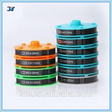 Eyeglass nylon wire set