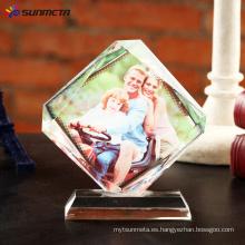 Foto de cristal de sublimación BXP30B 100 * 100 * 20