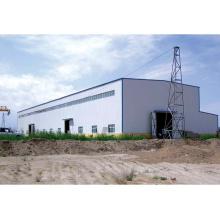 Almacén de estructura de acero de alta altura