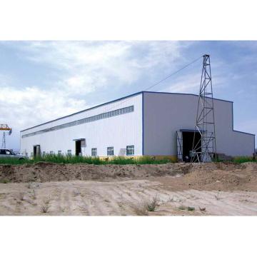 Entrepôt de structure en acier à haute hauteur