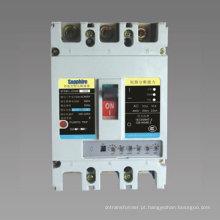 Disjuntor de circuito inteligente moldado-caso