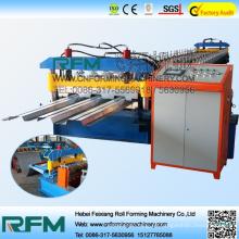 FX andamio andando placa de acero galvanizado plataforma de la máquina