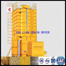 Secador de fazenda de arroz em re-circulação de lotes