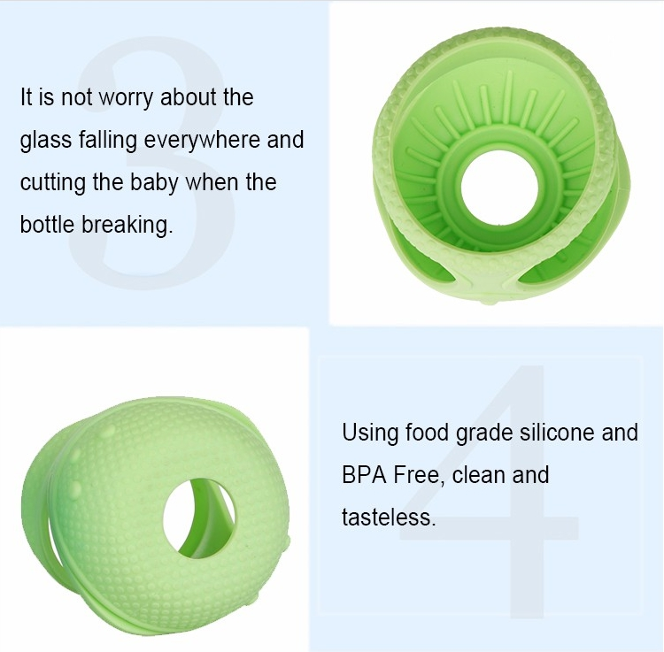 glass water bottle sleeve