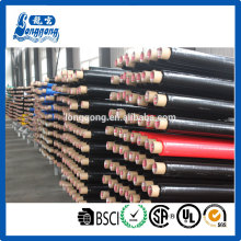 Jumbo-PVC-Kanal-Verpackungsband-Klebstoff
