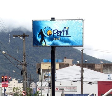 P6.25mm IP65 Waterproof Outdoor Billboard LED Display