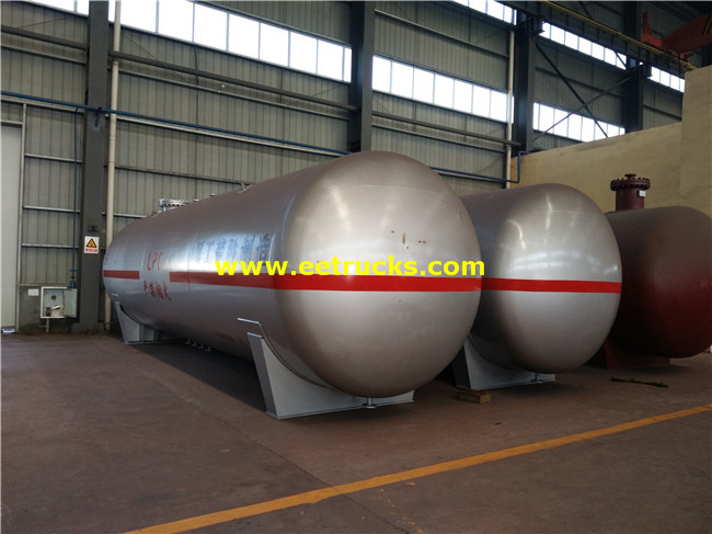 LPG Aboveground Tank