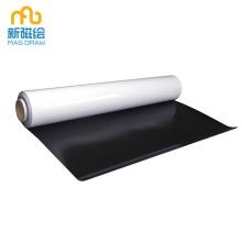 Matériau de rouleau de tableau blanc magnétique