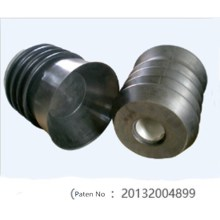 Phenolic Resin Core Top/Bottom Rubber Stopper
