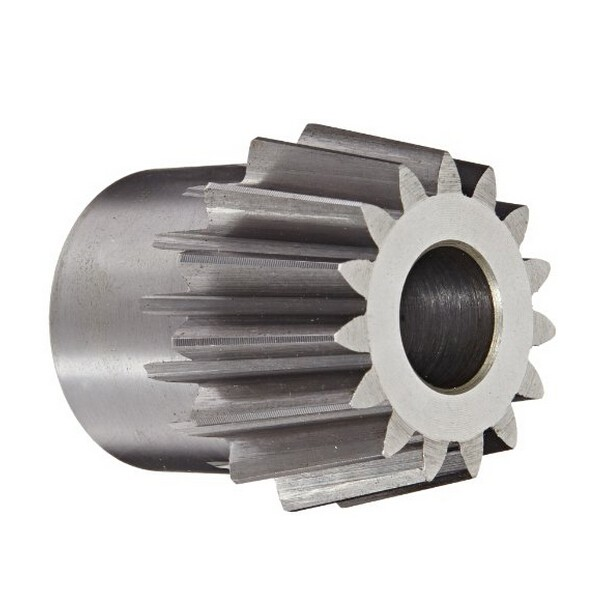 Helical Tooth Bevel Gear Steel Transmission Gear
