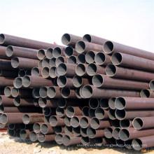 Nahtloses legiertes Stahlrohr schwarzes Stahlrohrgewicht