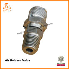 API EMSCO Mud Pump Parts Air Release Valve