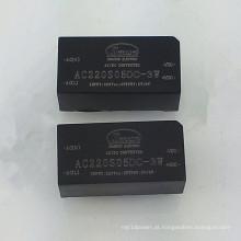 40mm 3W AC220V - Fonte de Alimentação Modelo DC de Saída Única 4 pinos
