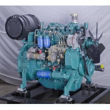 Générateur silencieux 60kVA par moteur Weichai