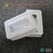 Plastic PVC Insert Vial Packaging Tray