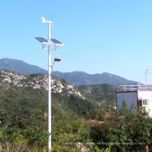 Luz de calle llevada Solar del viento