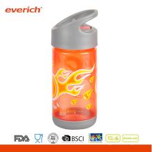 Everich BPA Free 350ml bouteilles écologiques de qualité alimentaire pour enfants