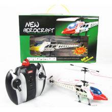 jouet hélicoptère moteur en alliage radio contrôle 3.5CH hélicoptère w / LED