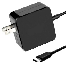 US Plug 45W PD USB-C φορτιστής HP