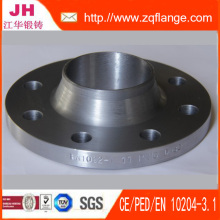 Custom Forged Carbon Steel Nonstandard Flanges
