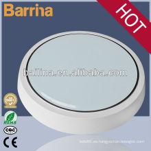 Zhong shan gu zhen luces 8W redondo montado en superficie led luces de techo de cocina