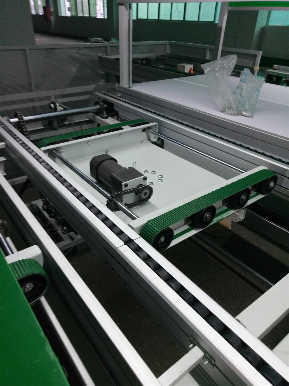 Suction Machine Assembly Line