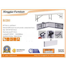 6ft Plastic Folding Bench (Freizeitstuhl HQ-XZD183)